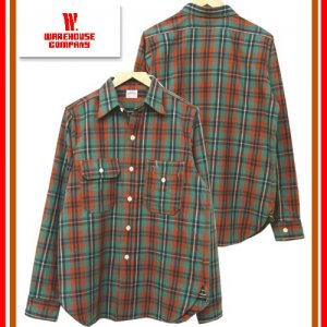 3105 「UNCLESAM MODEL」 FLANNEL SHIRT A柄