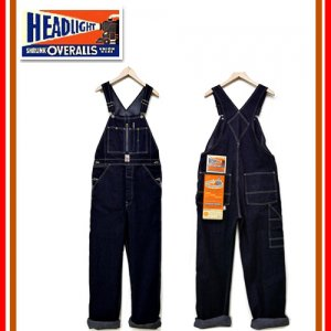 HD41630「11oz. DENIM HIGH BACK OVERALL」