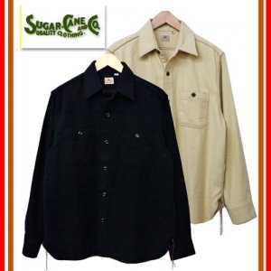 SC27696 「SOLID TWILL WORK SHIRTS」