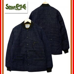 SC13990 「11oz DENIME DOWN JACKET」