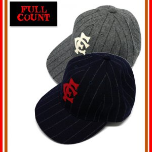 6863 「WOOL STRIPE 6 PANEL CAP」 ベースボールキャップ