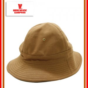 5200 「BROWN DUCK ARMY HAT」