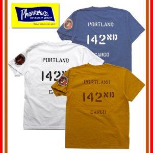 18S-PT4 「RAYMONDS」プリントTシャツ