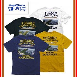 【予約2月下旬〜3月入荷予定】9904 刺繍Tシャツ