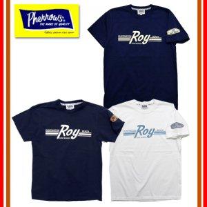 【予約2月末〜3月入荷予定】 18S-PT7 「Roy」プリントTシャツ