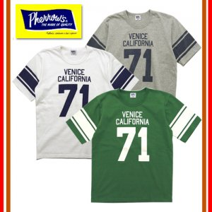 18S-PFBT1 ナンバリングフットボールTシャツ