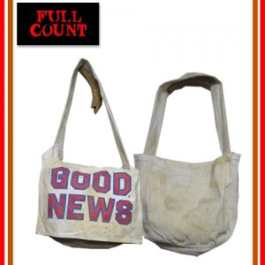 6863 「GOOD NEWS」 NEWS PAPER BAG