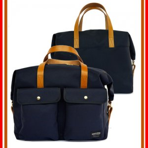 WB-G-017N 「GOODMANS Loose Boston Bag」