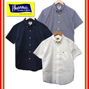 18S-PBDS2 クールマックスシアサッカー半袖BDシャツ