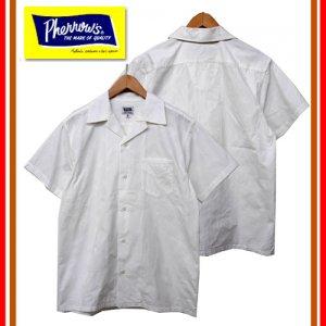 18S-PIS1 ジャガードペイズリー半袖オープンシャツ