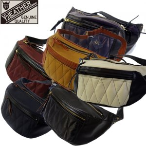 BG-09 「HORSE HIDE WAIST BAG」