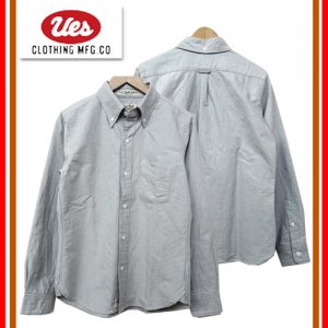 501801 インディゴオックスシャツ