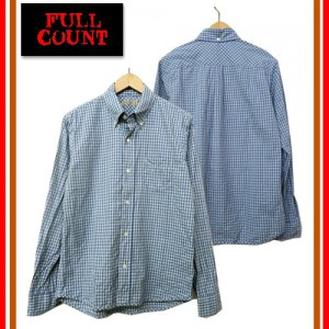 4998-2 「Indigo Check B.D Shirits」