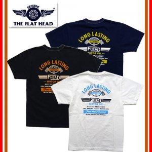 【XLサイズ】THC-217 「LONG LASTING」 Tシャツ