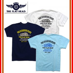 【XLサイズ】 THC-218 「THE SUNSHINE STATE」 Tシャツ