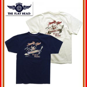 THC-220 「STEADY BLUE」 Tシャツ