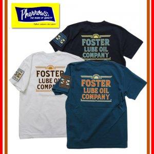 カタログ未掲載モデル 18S-PT12 「FOSTER LUBE OIL COMPANY」 プリントTシャツツ