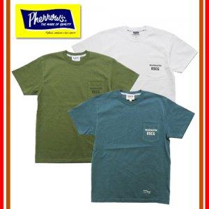 カタログ未掲載モデル 18S-PPT2 「USCG」 ポケット付きTシャツ