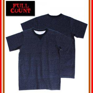 5968 インディゴ Tシャツ