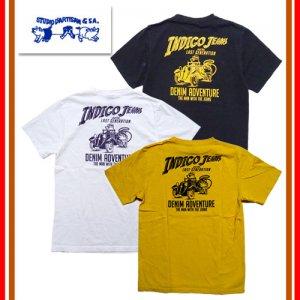 9926A USAコットン プリントTシャツ