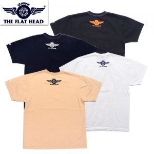 THC-203 「SMALL FLYING WHEEL」  Tシャツ