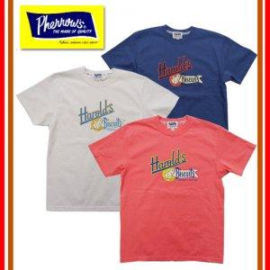 カタログ未掲載モデル 18S-PT16 「Harold's Biscuits」 プリントTシャツ
