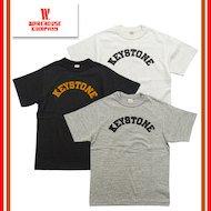 4601 「KEYSTONE」プリントTシャツ