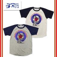 9931A ラグラン Tシャツ