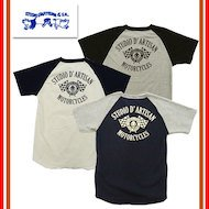 9931B ラグラン Tシャツ