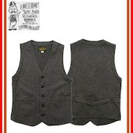OR-4097 Workers Gilet ワーカーズジレ