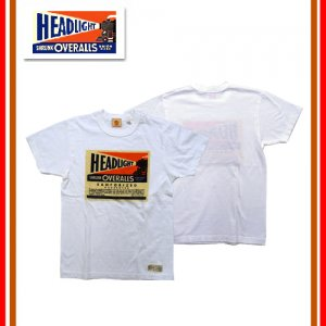 HD77978 HEAD LIGHT実名復刻 COMMERCIAL T-SHIRT