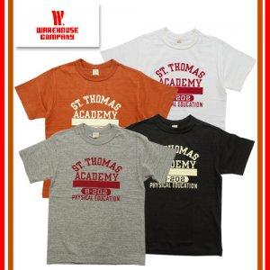 4601 「ST.THOMAS」 プリントTシャツ