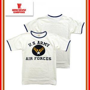 4059 「U.S.ARMY」 リンガーTシャツ