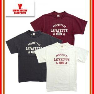 4601 「LAFAYETTE」 プリントTシャツ