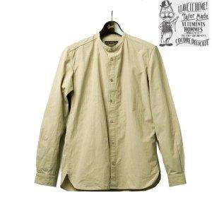 OR-5016E バンドカラーシャツ