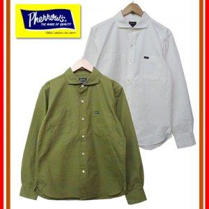 18W-794WS ホリゾンタルカラーワークシャツ