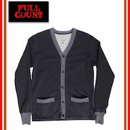 3730 Sweat Cardigan