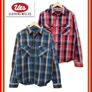 501851 ヘビーネルシャツ