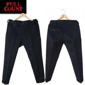 1216 Bedford Cloth Taperd Trousers