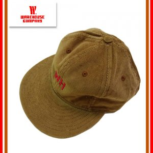 WAREHOUSE×EBBETS FIELD CORDUROY SPORT CAP 「WH」