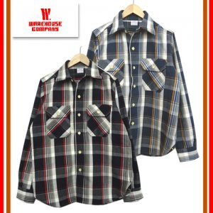 3104 FLANNEL SHIRTS C柄