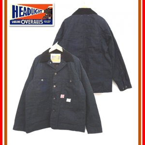 HD14315 HEADLIGHT実名復刻 「BLUE DENIM WORK COAT BLANKET LINED」