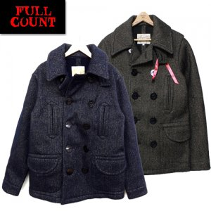 【ネイビー追加】BBJ10-007 BROWN'S BEACH P-COAT