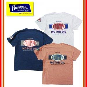 19S-PT3 「TRIUMPH」 プリントTシャツ