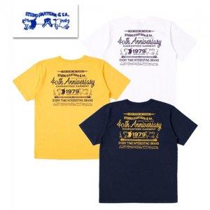 【予約2月下旬〜3月入荷】SP-037 40周年記念 USAコットンTシャツ