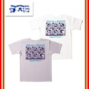 【予約3月下旬〜4月入荷】SP-047 吊り編みコラボTシャツ