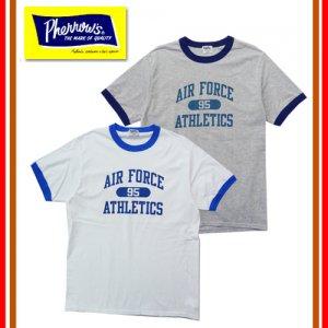 19S-PRT2 「AIR FORCE」 リンガーTシャツ