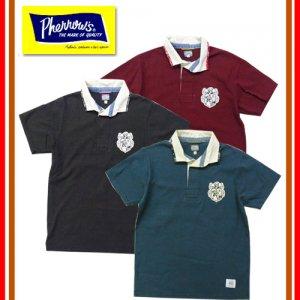 19S-PRG1 ラガーシャツ