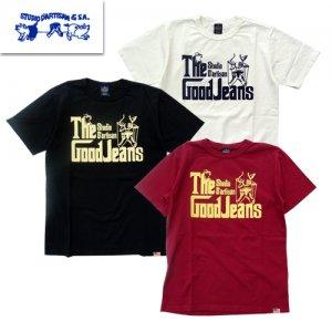 9957B USAコットン プリントTシャツ THE GOOD JEANS