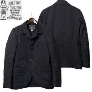 OR-4012 Sack Jacket 撚り杢サックジャケット